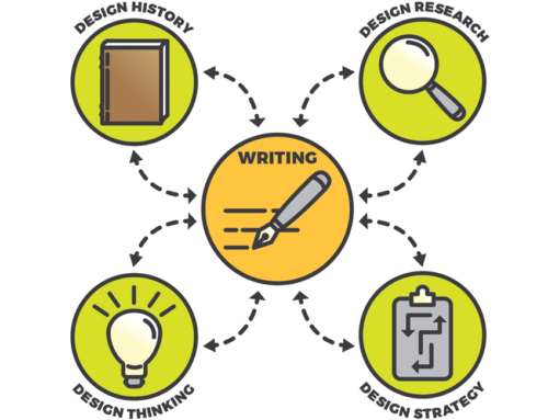 AIGA DEC (Decipher) 2018: Teaching Designers to Write